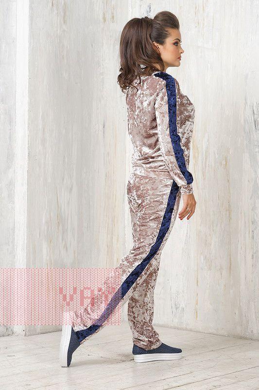 Купить костюм бежевый женский доставка