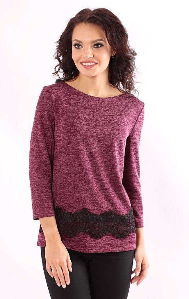 Блузка цвета спелой вишни купить в интернет-магазине недорого 51c534d0ba0