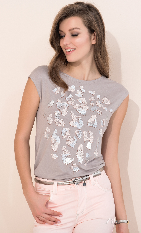 Блузка с цветами доставка
