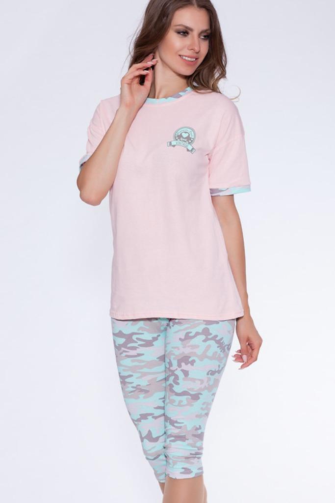 4b2bf0a1b2c3 Домашний комплект розового цвета купить в магазине с бесплатной ...