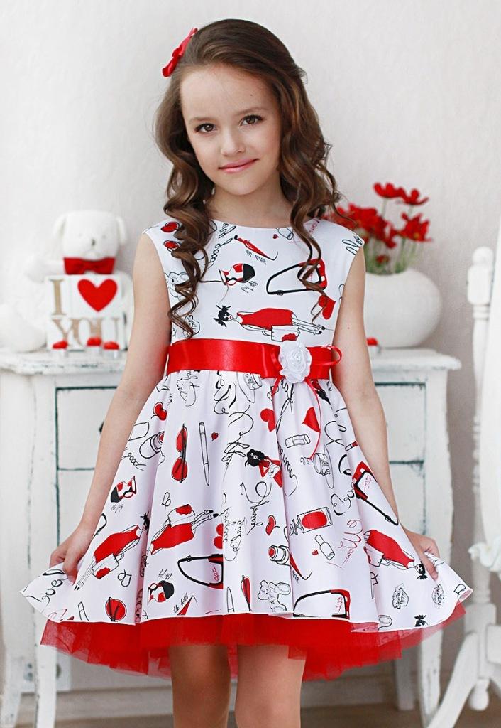 Купить Нарядное Платье Для Девочки Магазин