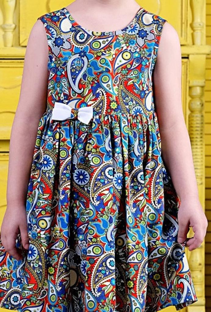 Платья Для Девочек Интернет Магазин С Доставкой