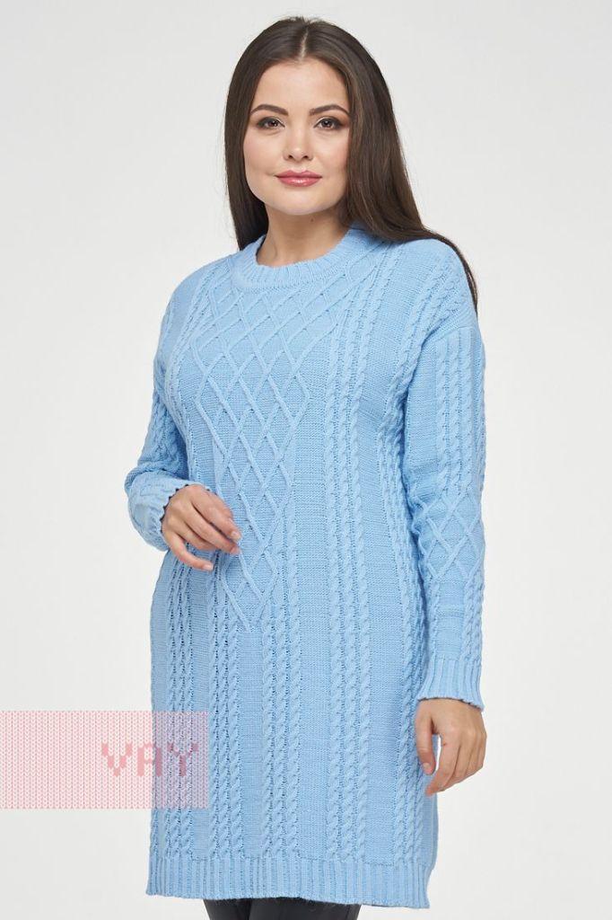 998e91fe06c Туника голубого цвета купить недорого в интернет-магазине с ...