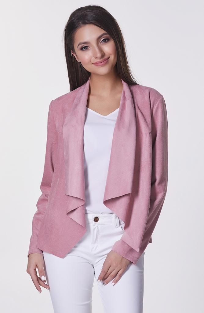 deb59c0ed3d Жакет цвета пыльной розы купить недорого в интернет-магазине женской ...