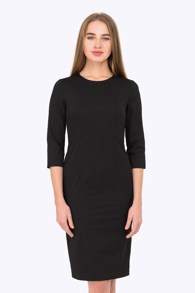 Платье черного цвета с доставкой