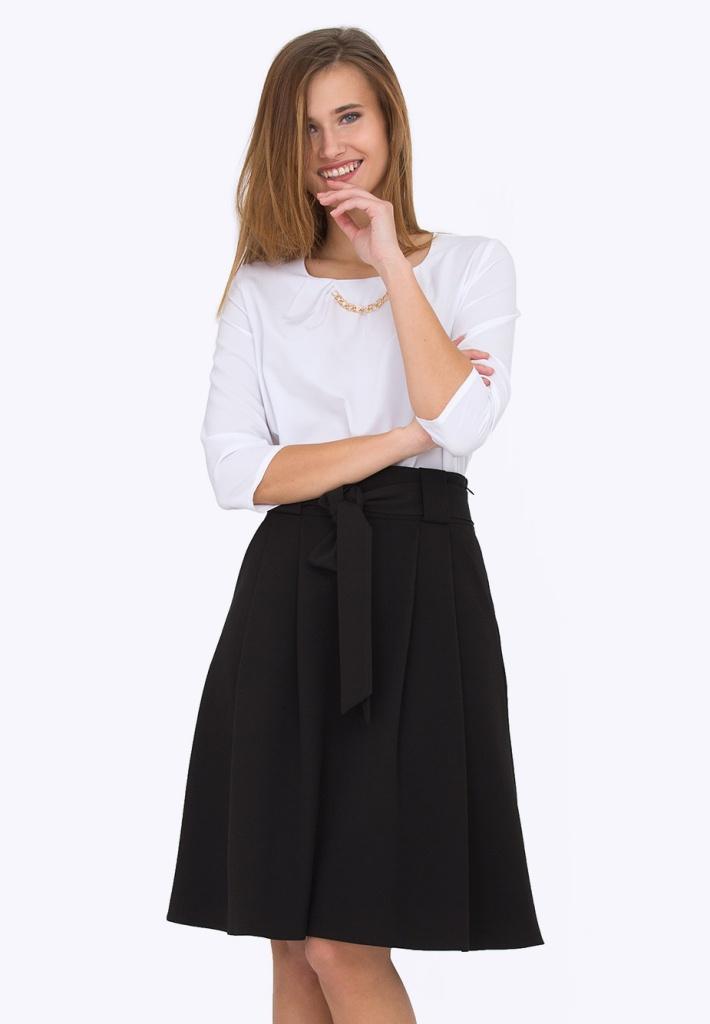 Черная юбка с доставкой